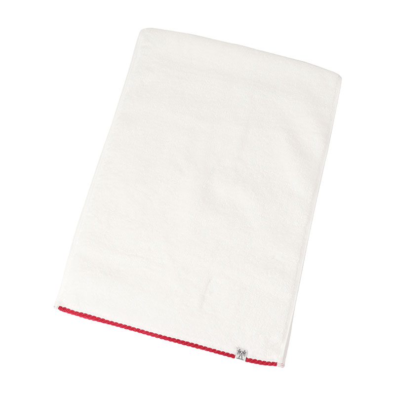 ROYAL-PHOENIX CABIN FACE TOWEL SUNNY RED