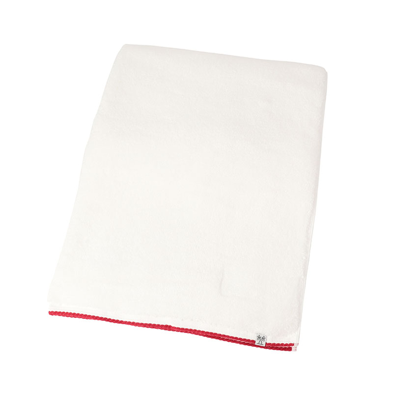 ROYAL-PHOENIX CABIN BATH SHEET SUNNY RED