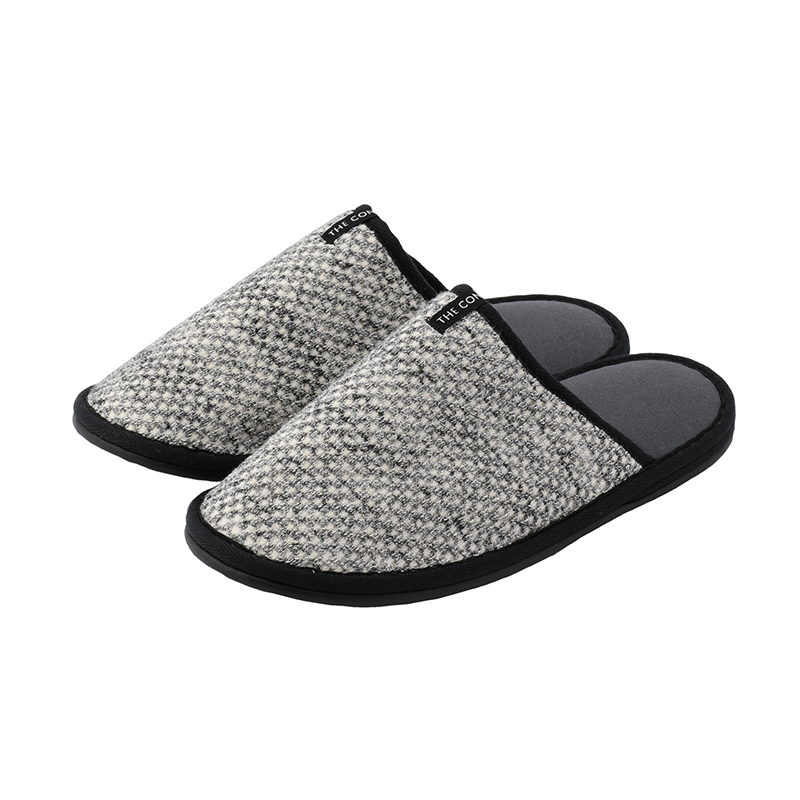 ORIGINAL TRUNKKNIT SLIPPERS GRAY L