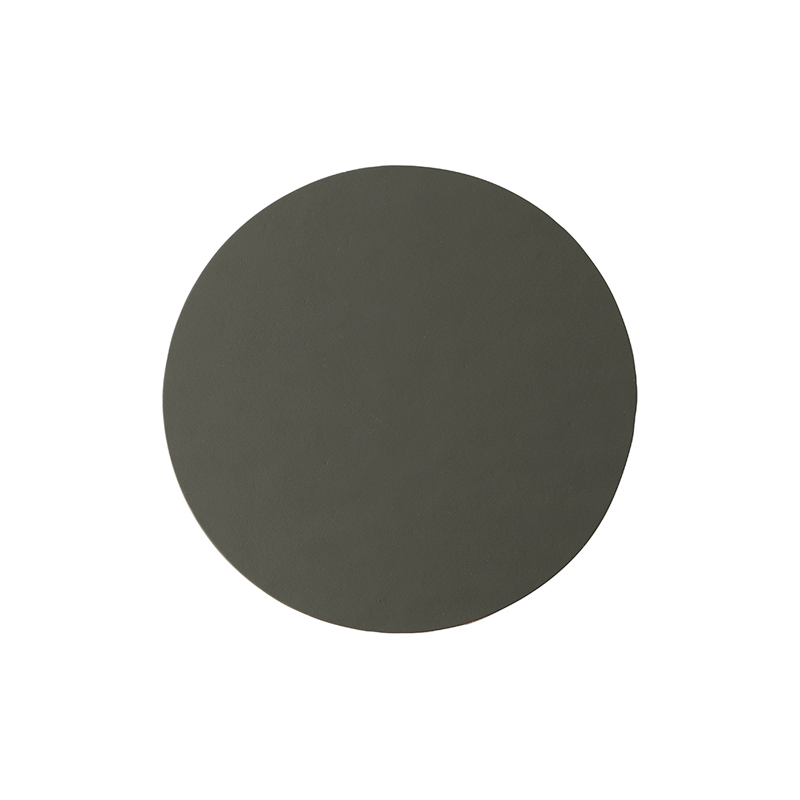 RUCA ROUND SINGLE COASTER GREY