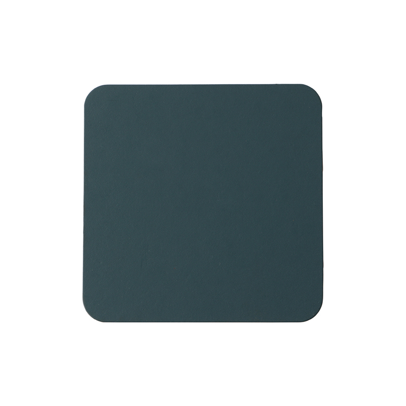RUCA SQUARE SINGLE COASTER PETROL