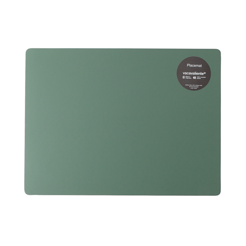 RUCA RECTANGLE PLACEMAT 3OCM X 40CM EUCALYPTUS