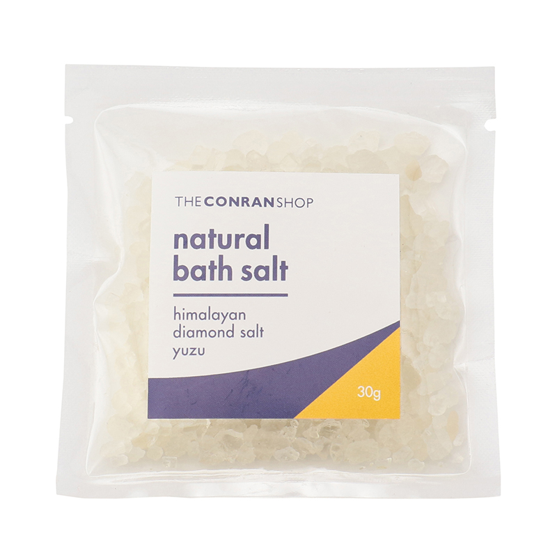 NATURAL BATH SALT 30G DIAMOND YUZU