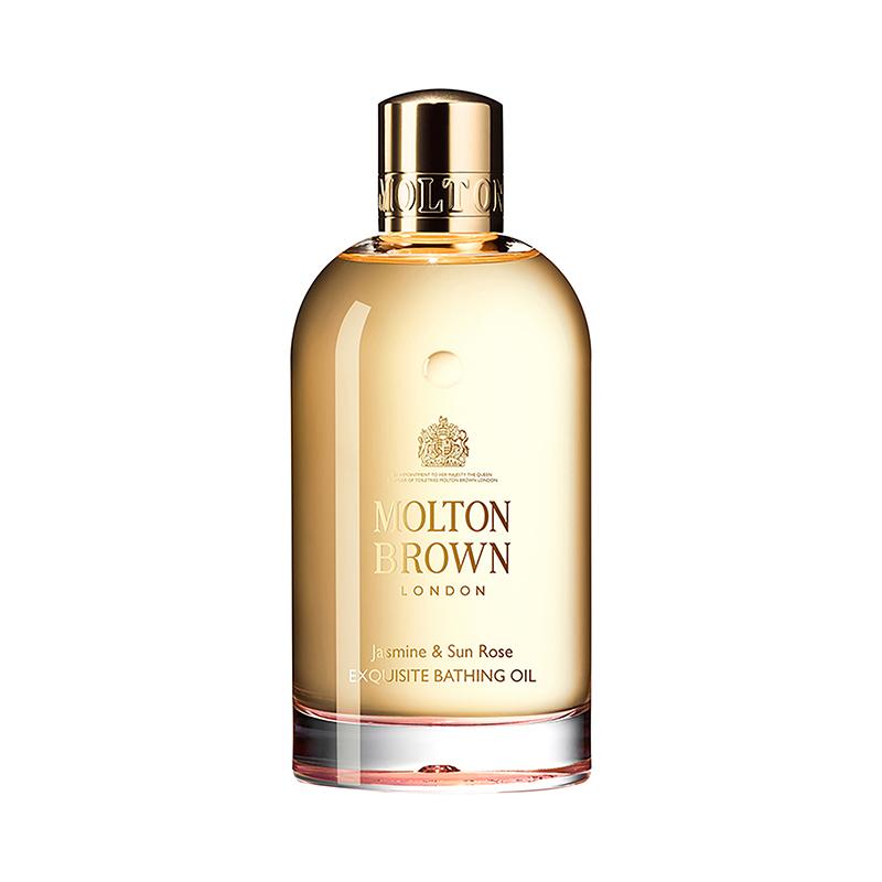 MOLTON BROWN JASMINE&SUN ROSE BATHING OIL 200ML