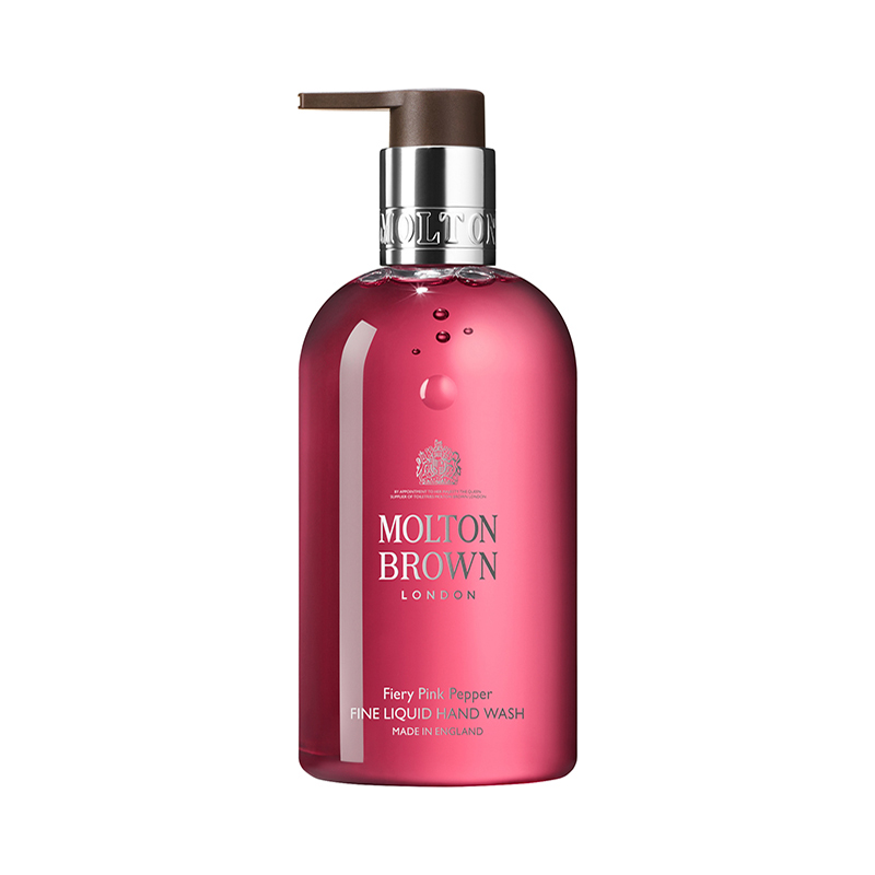 MOLTON BROWN PINK PEPPER HAND WASH 300ML