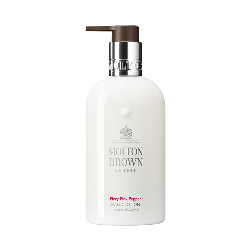 MOLTON BROWN PINK PEPPER HAND LOTION 300ML