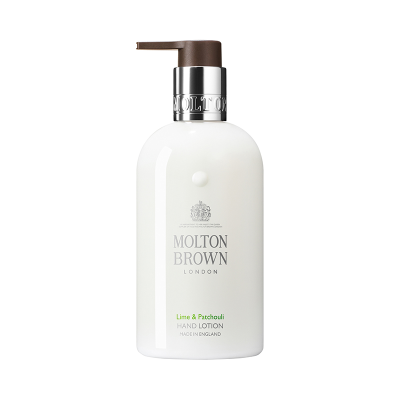 MOLTON BROWN LIME&PATCHOULI HAND LOTION 300ML