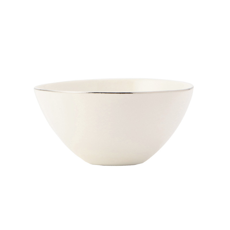 ABBESSES BOWL PLATINUM 11.5CM