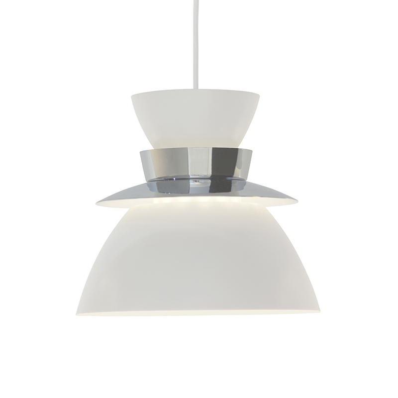 U336 PENDANT LAMP CHROME