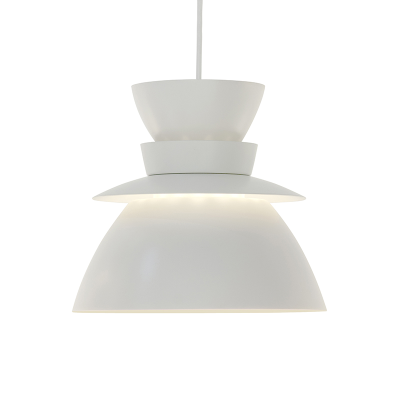 U336 PENDANT LAMP WHITE
