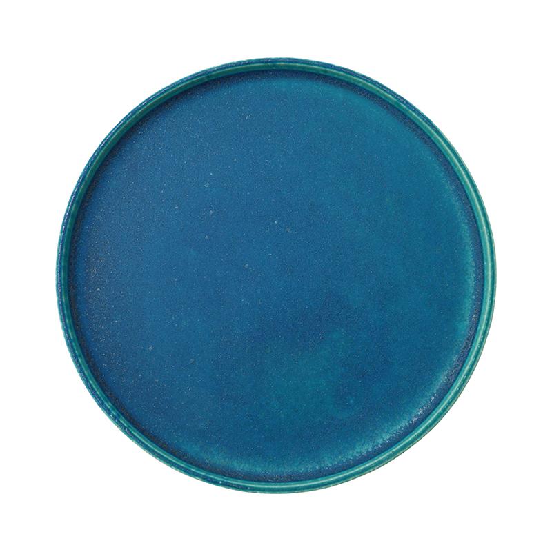 BLUE VELVET PLATE