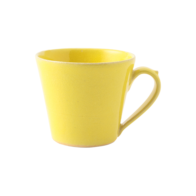 CRAZE MUG CUP YELLOW