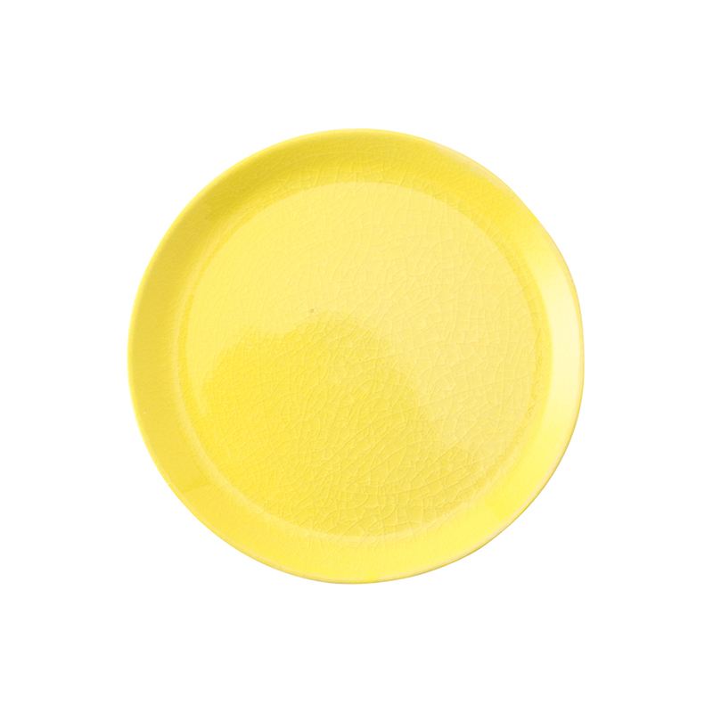 CRAZE SAUCER 16CM YELLOW