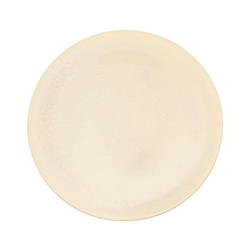 HARVEST CRAZE PLATE 27.5CM CLEAR