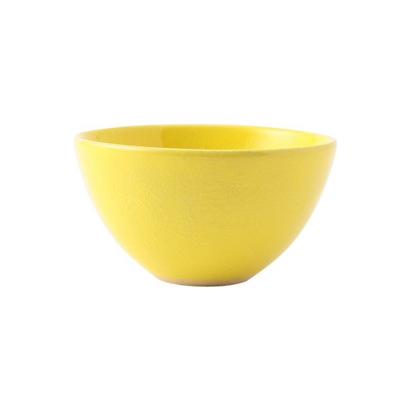 CRAZE RICE BOWL 12CM YELLOW