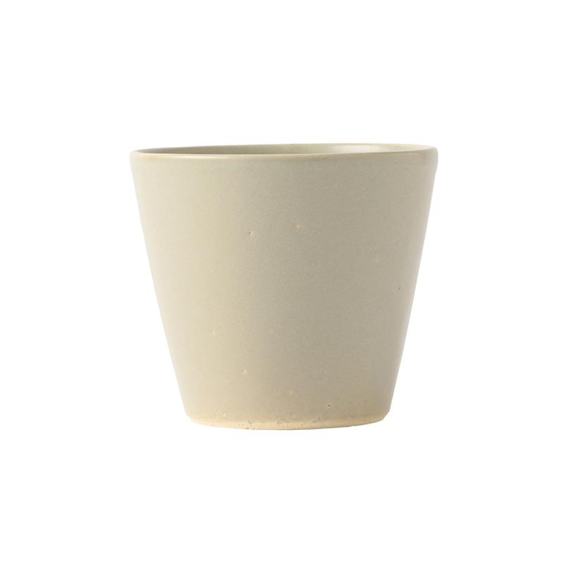 FREE CUP LIGHT GREY 10CM