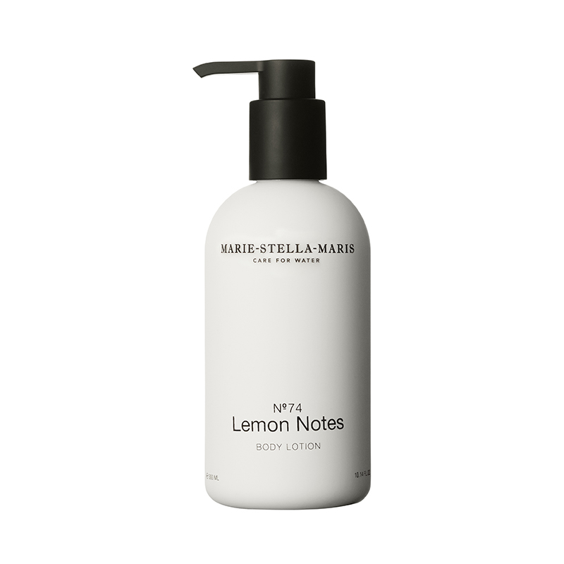 MSM/BODY LOTION LEMON NOTES 300ML