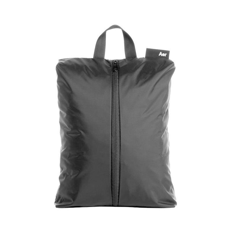 AER SHOE BAG BLACK
