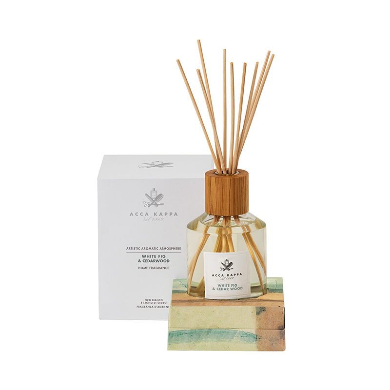 ACCA KAPPA WHITEFIG & CEDERWOOD DIFFUSER