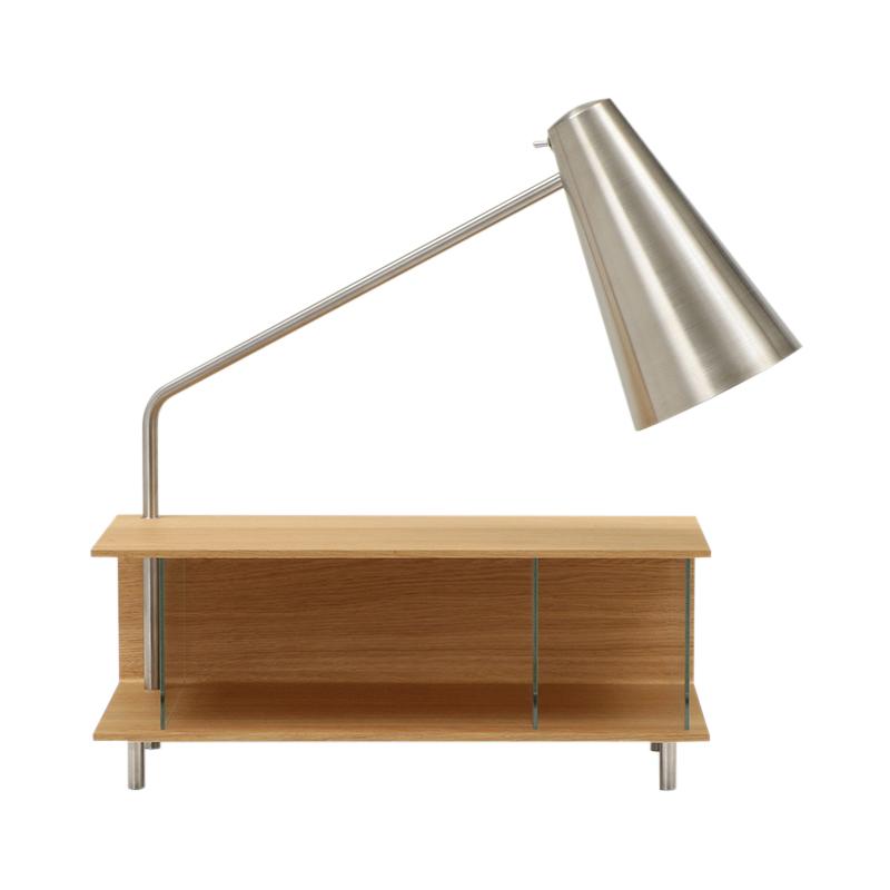 AJ52 LAMP OAK/OIL