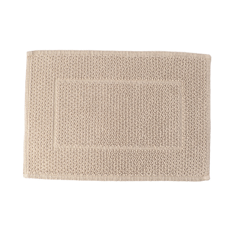 CONRAN DOUBLE FACE MAT 35X50 TAUPE SALE