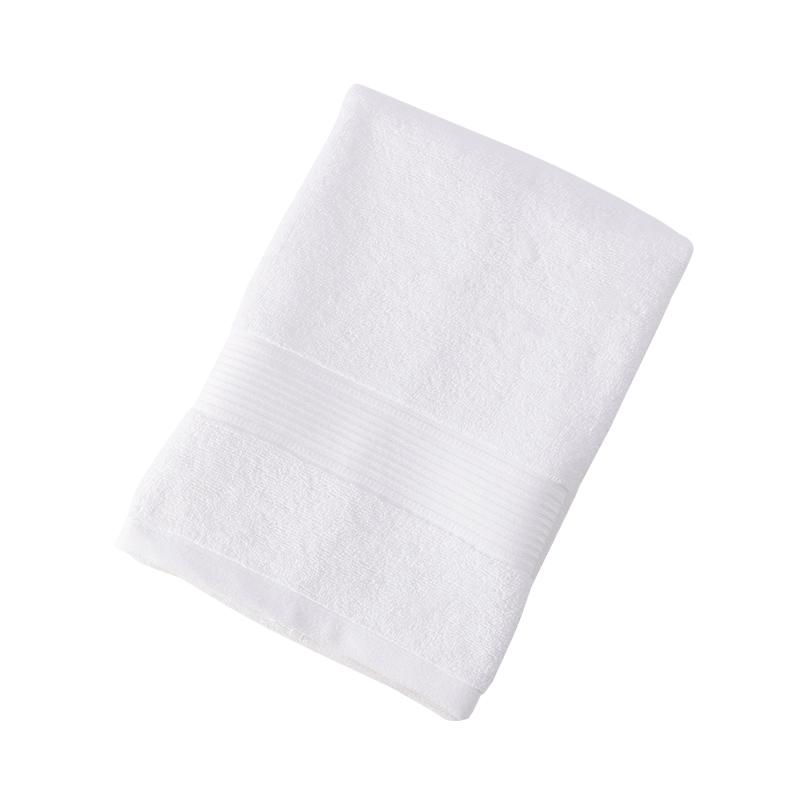 SUPIMA COTTON TOWEL 50X100CM WHITE SALE
