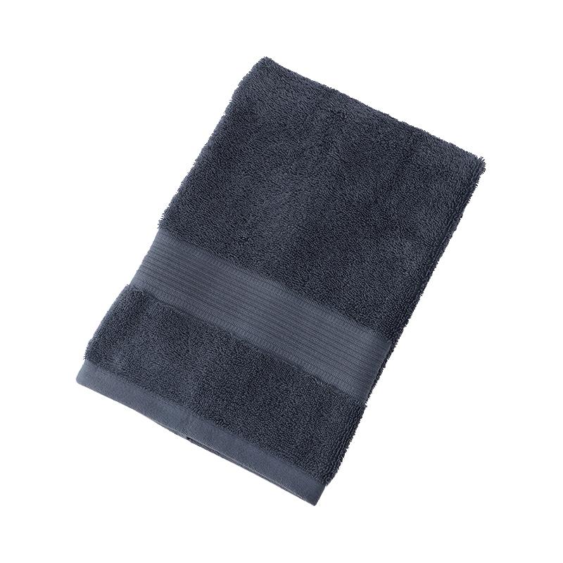 SUPIMA COTTON TOWEL 50X100CM  DENIM SALE