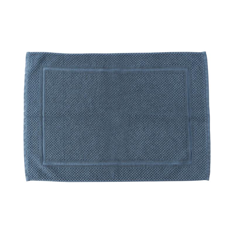 CONRANTOWEL BATHMAT 45X68CM BLUE STONE SALE