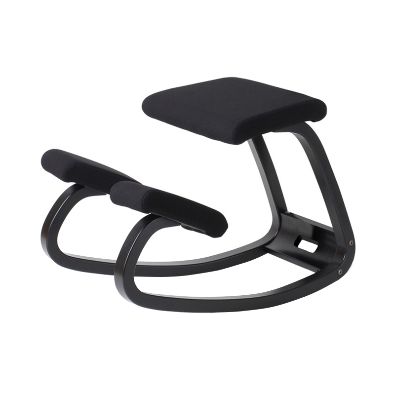 VARIABLE BALANCE CHAIR BLACK/BLACK