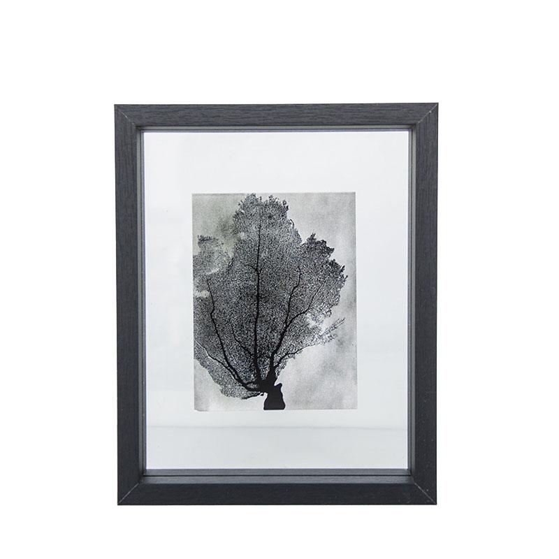 UNC PHOTOFRAME FLOATING SMALL BLACK