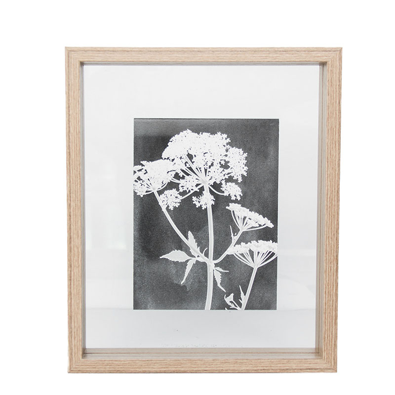 UNC PHOTOFRAME FLOATING MEDIUM NATURAL