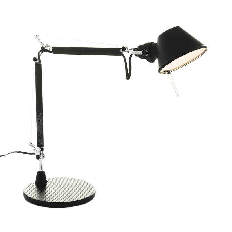 TOLOMEO MICRO TABLE BLACK