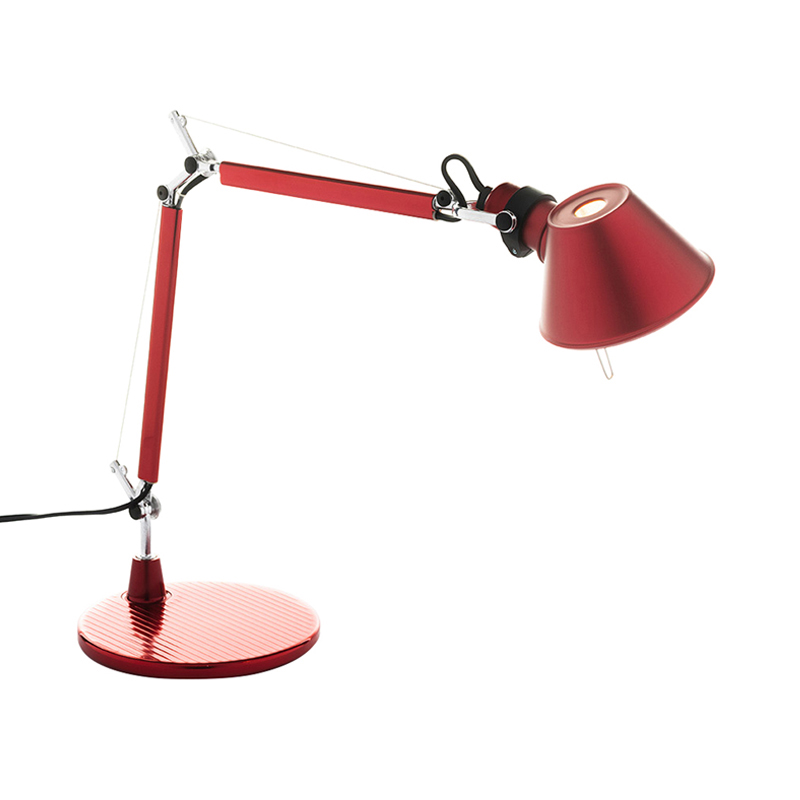TOLOMEO MICRO TABLE RED