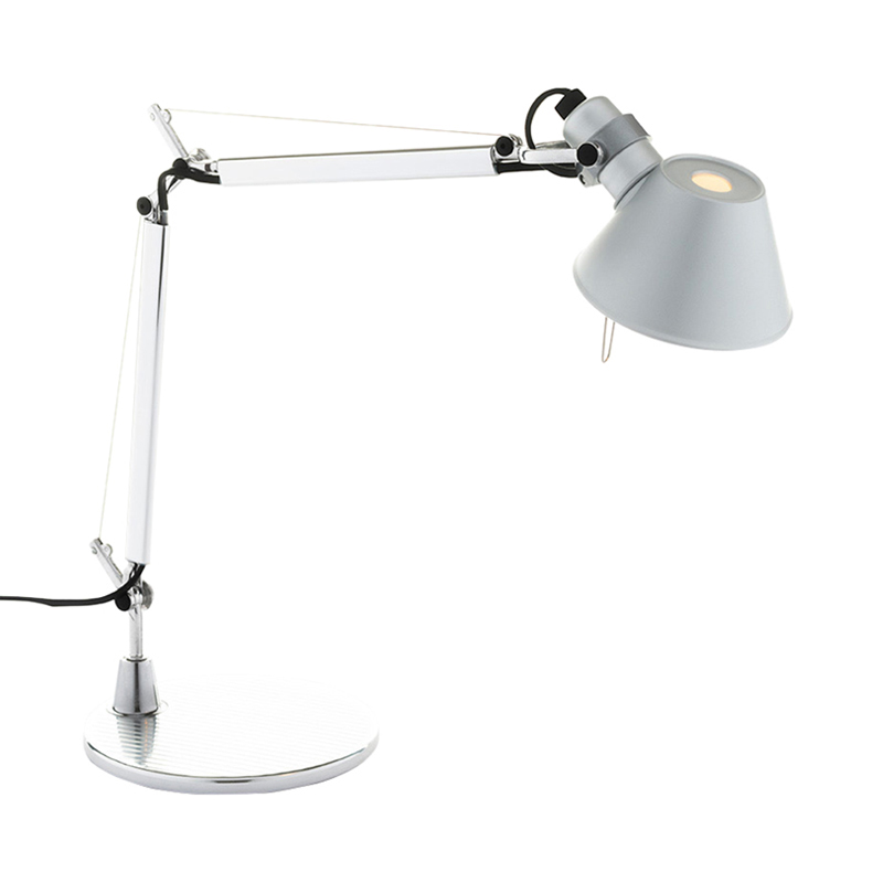 TOLOMEO MICRO TABLE SILVER