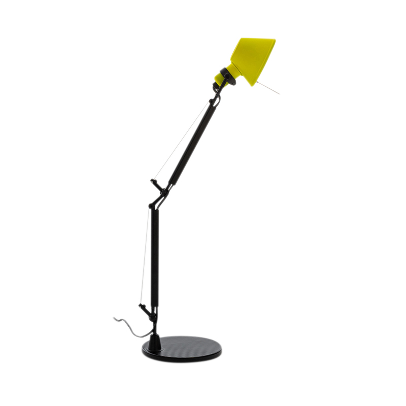 TOLOMEO MICRO BI-COLOR BLACK/YELLOW