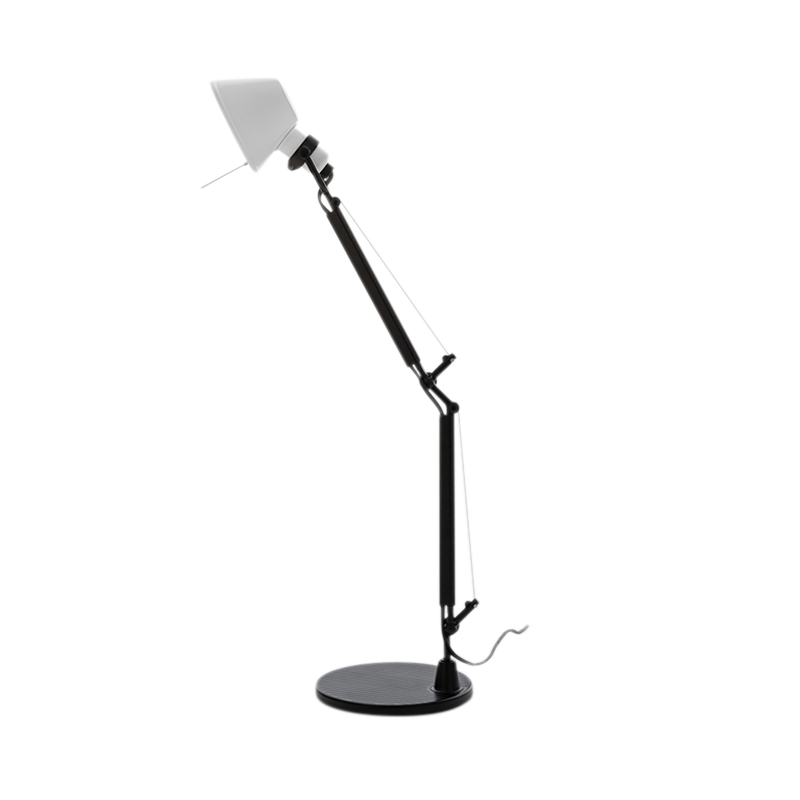 TOLOMEO MICRO BI-COLOR BLACK/WHITE