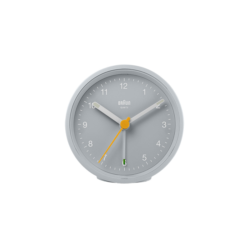 BRAUN 100TH ANNIVERSARY ALARM CLOCK