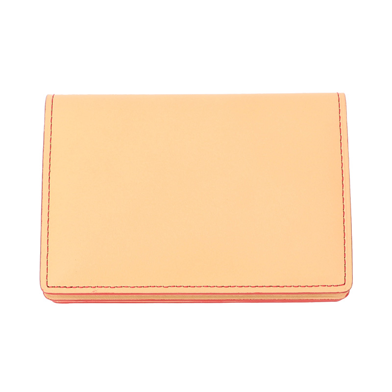 PSU ORIGINAL BUSINESS CARDCASE BEIGE RED
