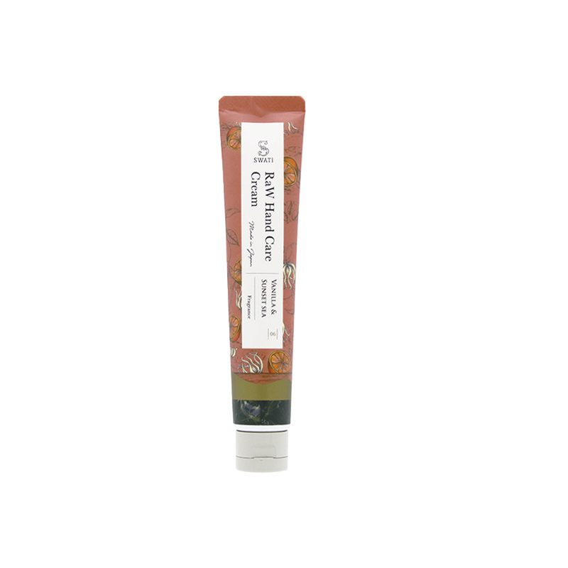 SWATI RaW HAND CREAM VANILLA SUNSET SEA