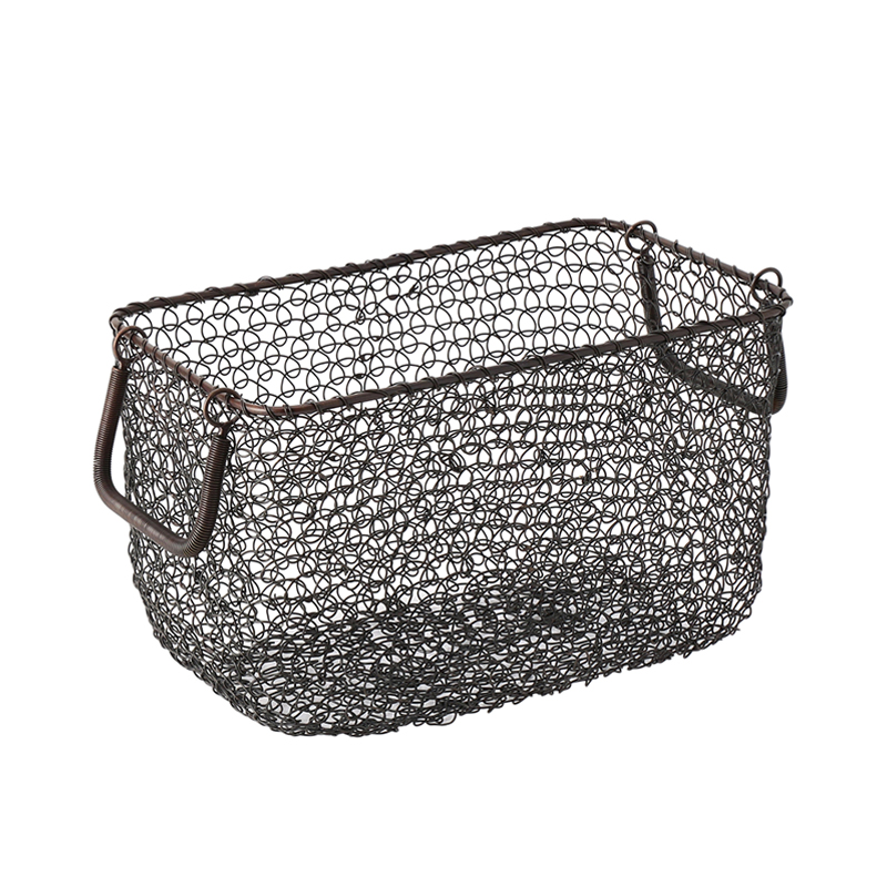 COIL WIRE BASKET S