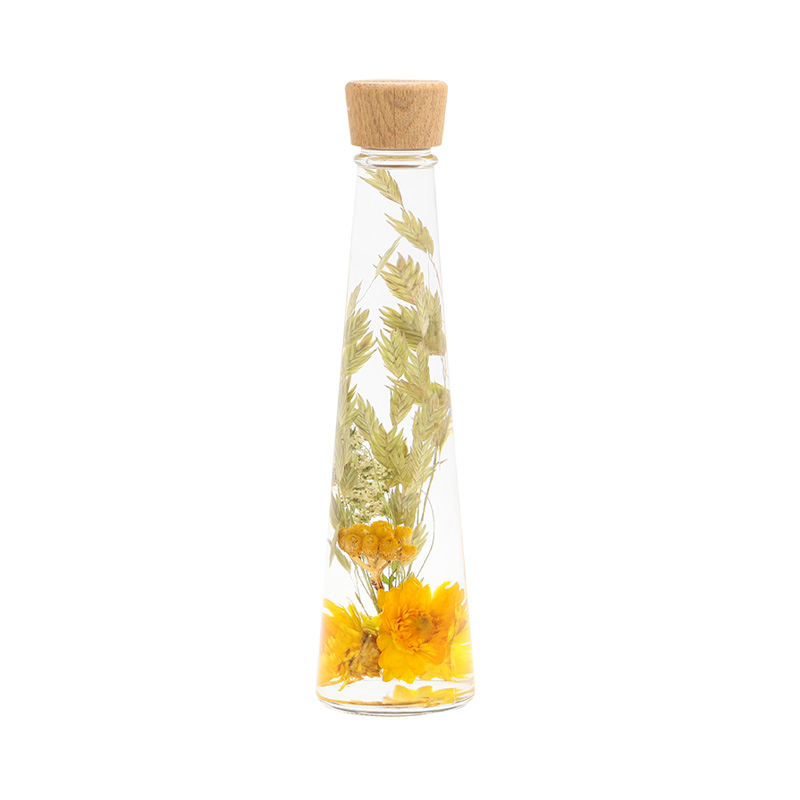 HERBIER YELLOW LONAS CONE BOTTLE