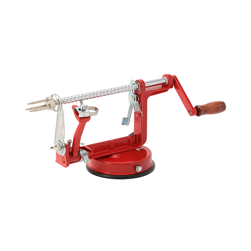 LA BONNE GRAINE APPLE PEELER SUCTION BASE RED STAR