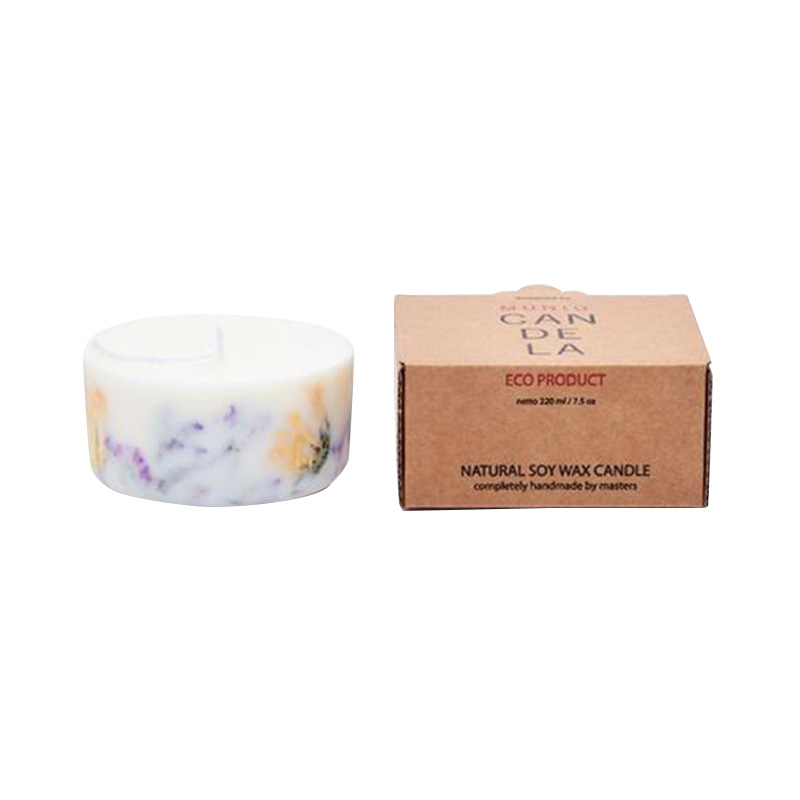 MUNIO CANDELA WILD FLOWERS MINI CANDLE