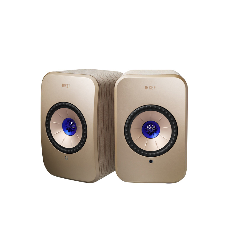 KEF LSX SOUNDWAVE BY TERENCE CONRAN