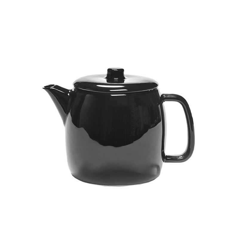 SERAX TEA POT INCL INFUSER PASSE-PARTOUT BK