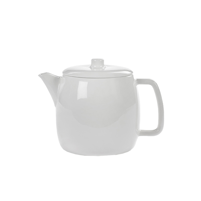 SERAX TEA POT INCL INFUSER PASSE-PARTOUT WH