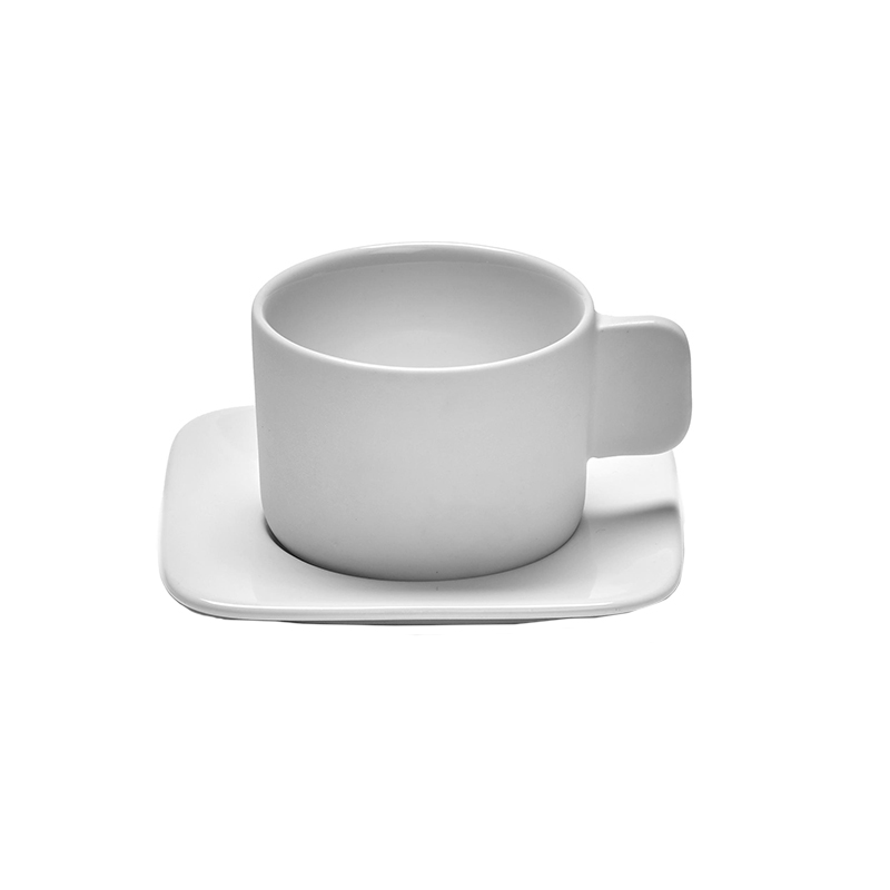 SERAX HEII ESPRESSO CUP & SAUCER 120ML