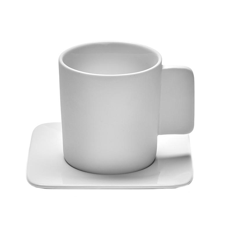 SERAX HEII MUG CUP & SAUCER 300ML