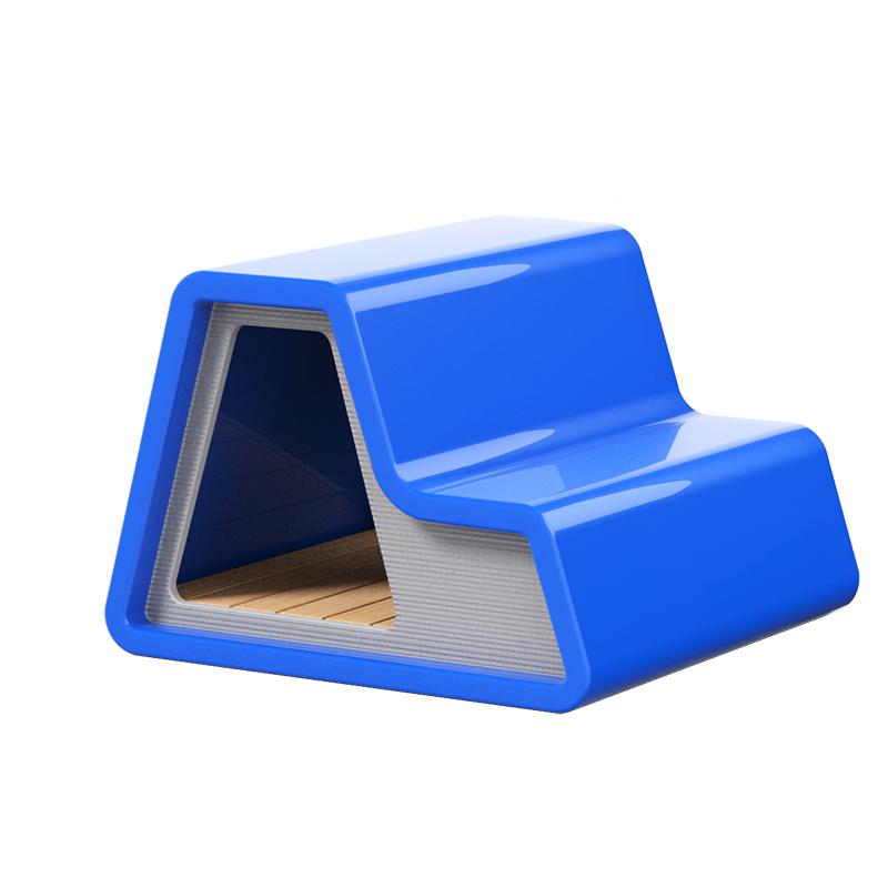 DD-1 BLUE