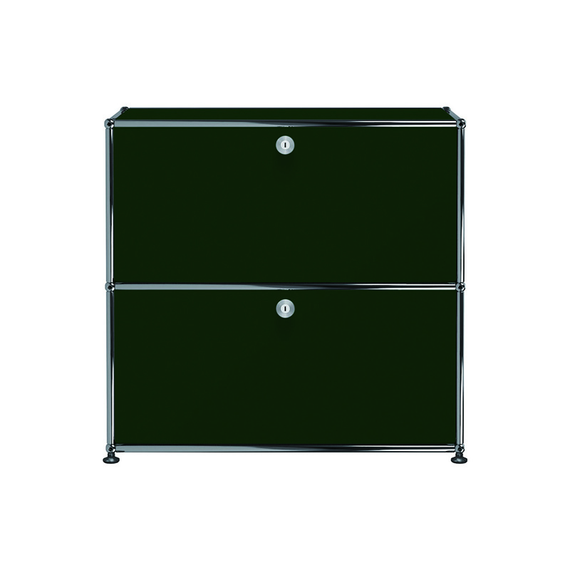 USM SPECIAL UNIT SIDEBOARD CHROME GREEN